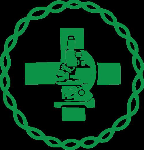 Simbolo Biomedicina